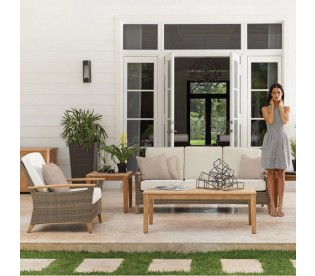gloster pepper marsh patio furniture